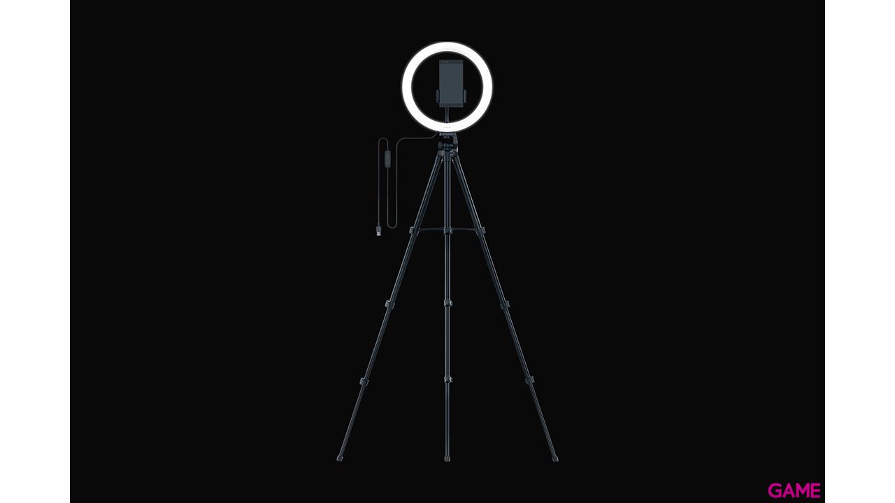 Razer  Aro de luz - Iluminacion Streaming