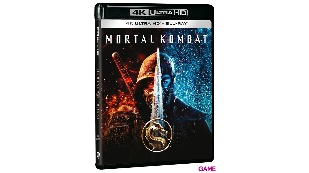 Mortal Kombat 2021 4K + BD