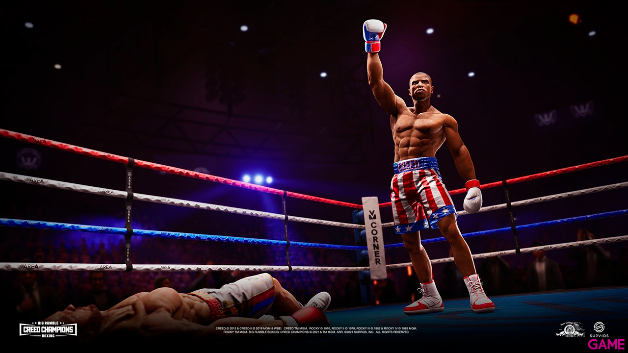 Big Rumble Boxing Creed Champions Day One Edition