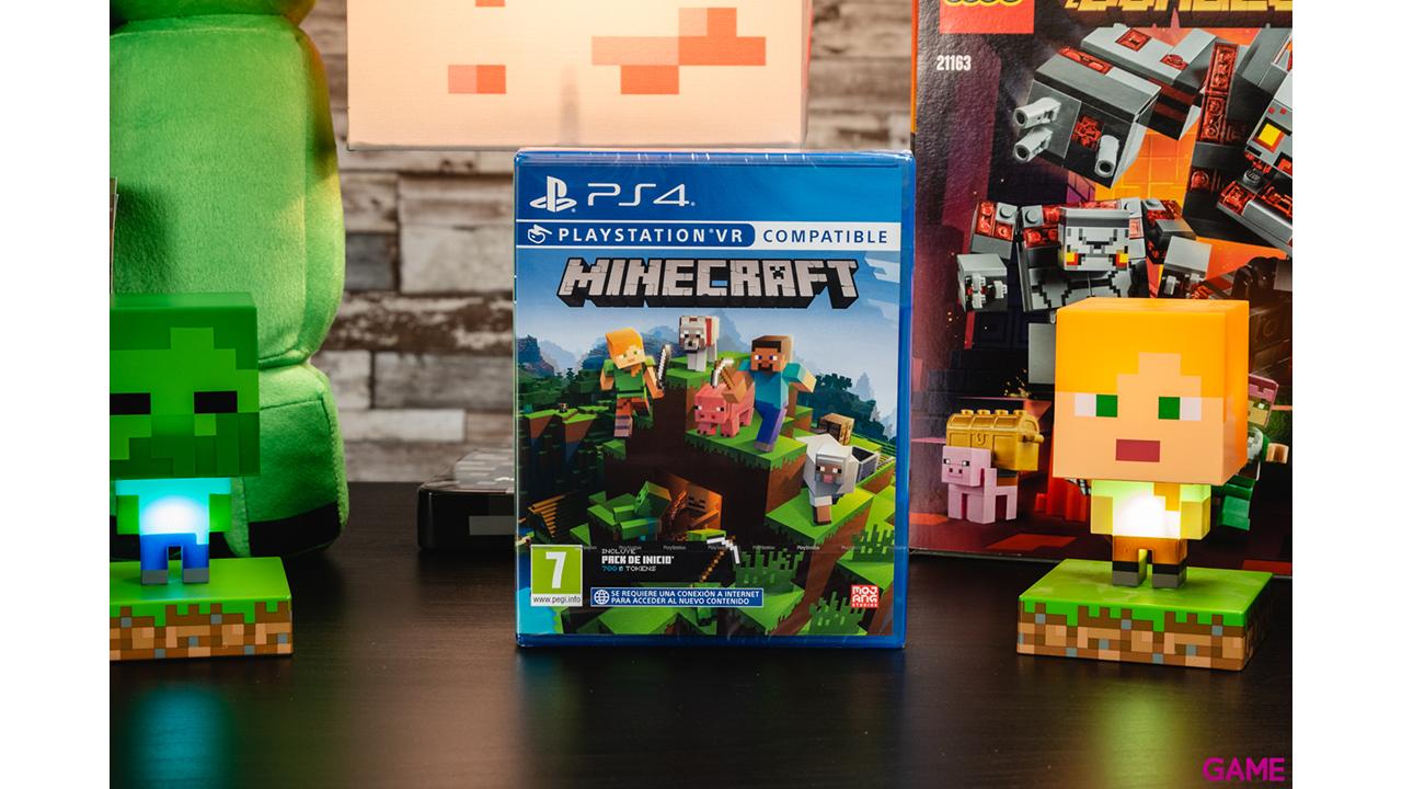 Minecraft Starter Collection Refresh