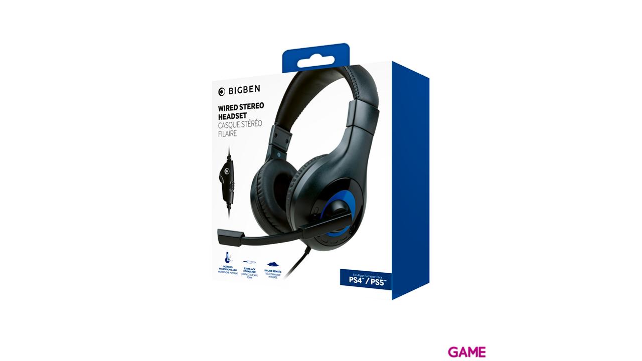 Auricular Gaming Licencia Oficial Sony PS5