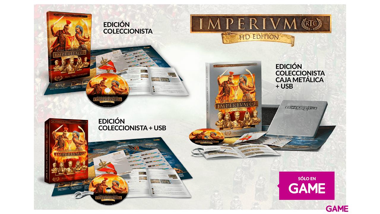 Imperivm HD Edición Coleccionista