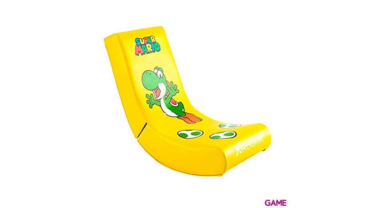 Silla X Rocker - Super Mario ALL-STAR Collection - Yoshi