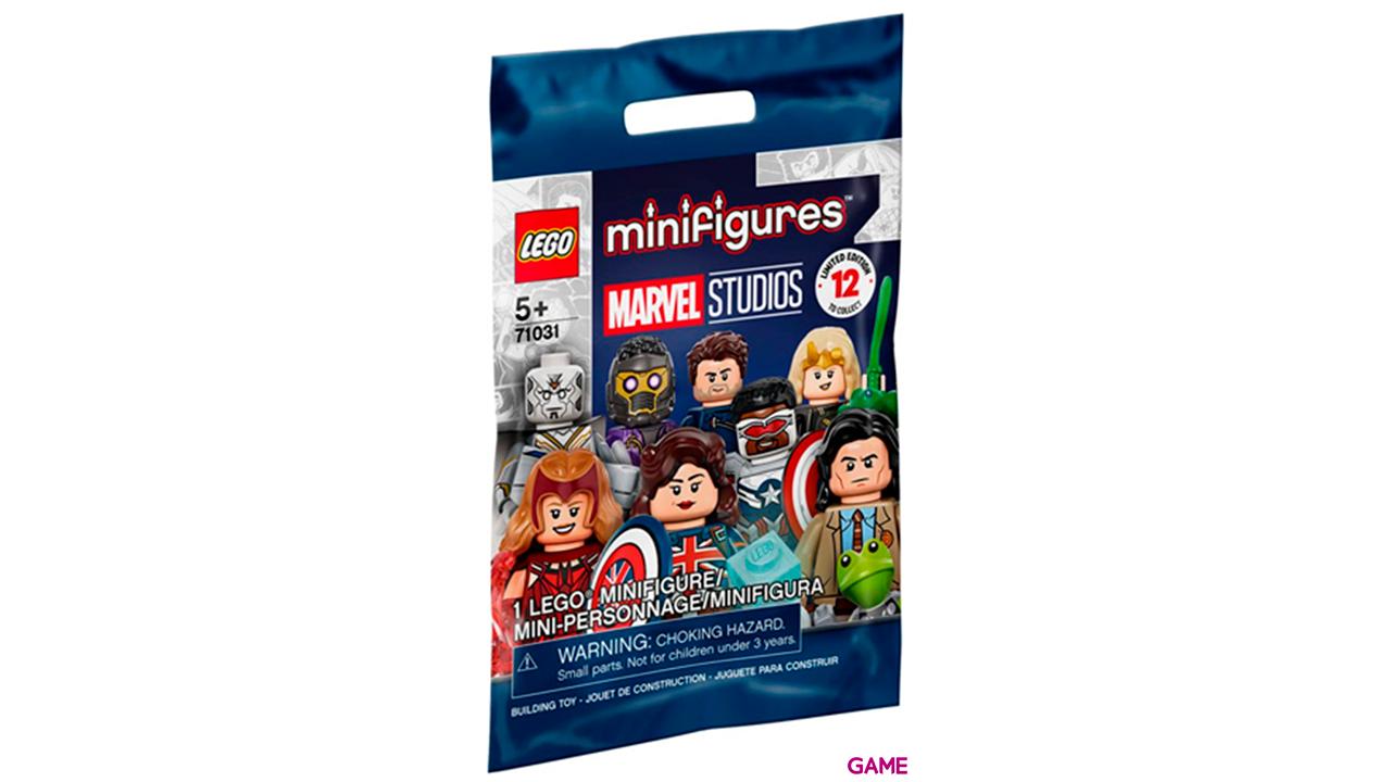 LEGO Minifigura: Marvel