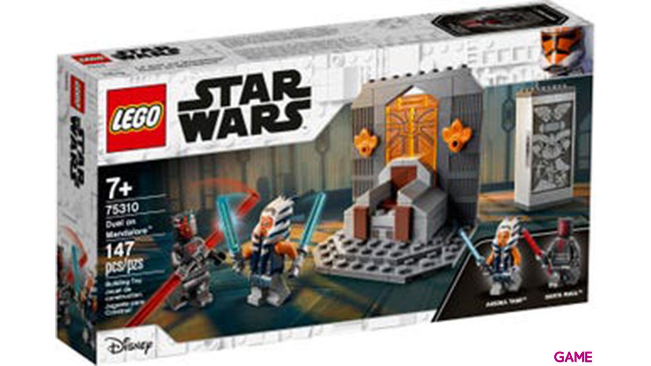 LEGO Star Wars: Duelo en Mandalore
