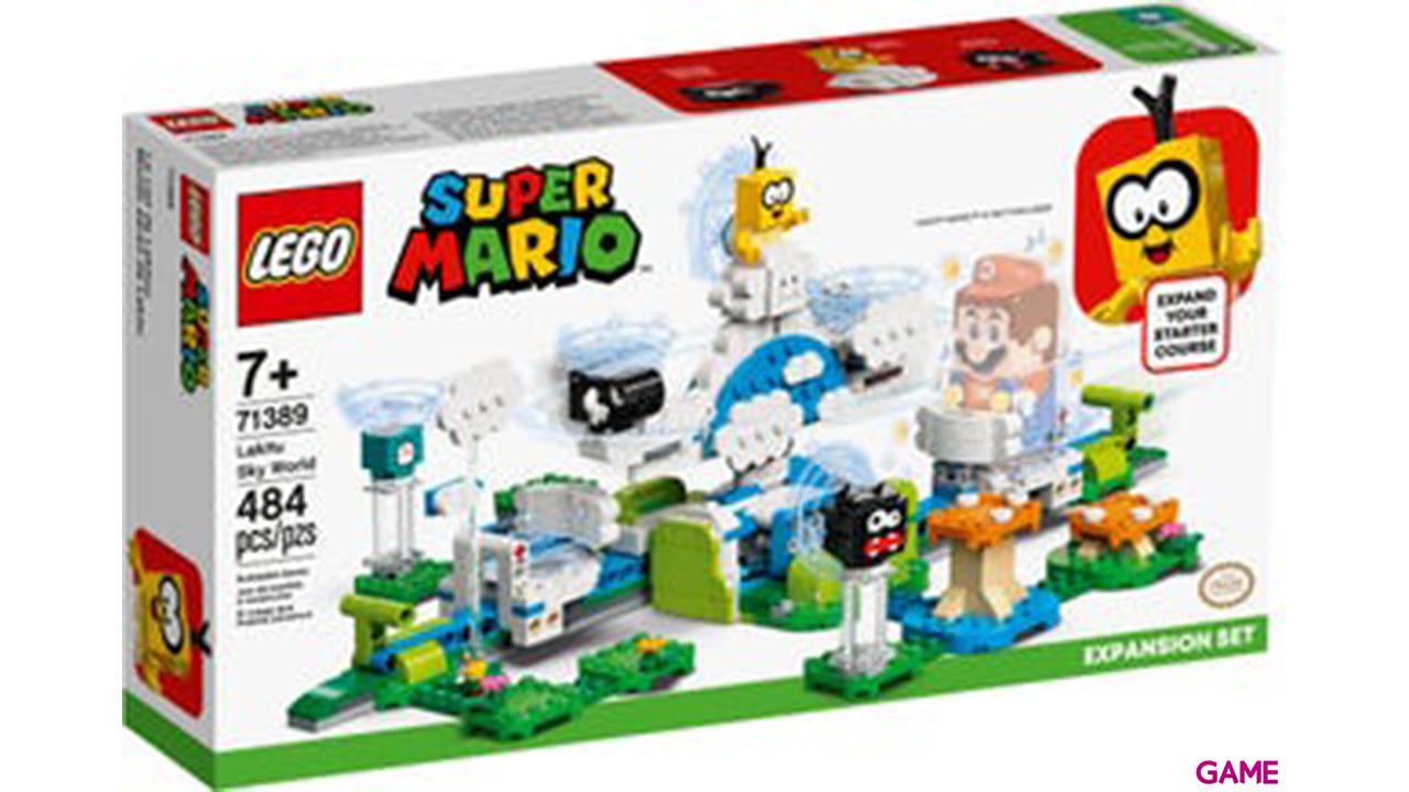 LEGO Super Mario: Mundo Aéreo del Lakitu
