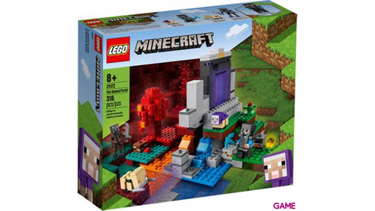 LEGO Minecraft: El Portal en Ruinas