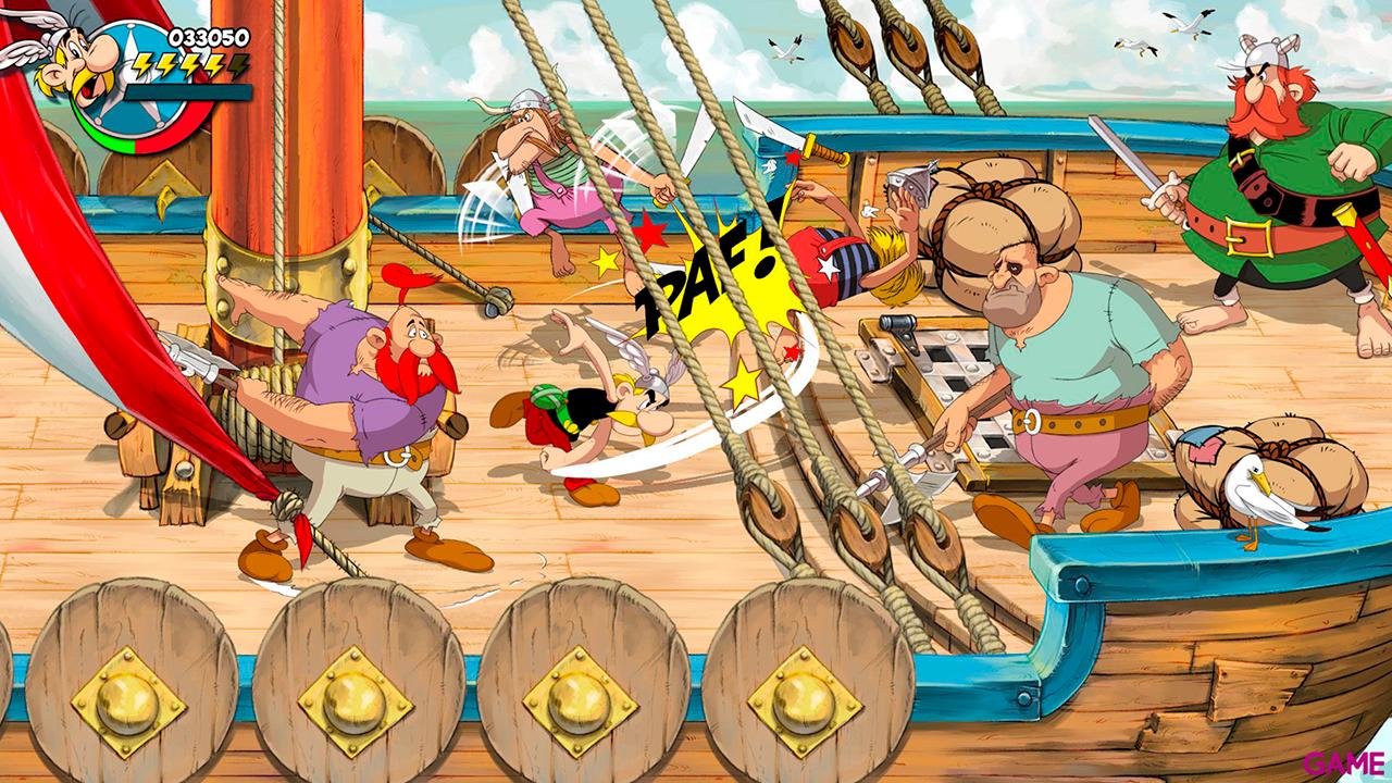 Asterix & Obelix Slap Them All Edicion Coleccionista
