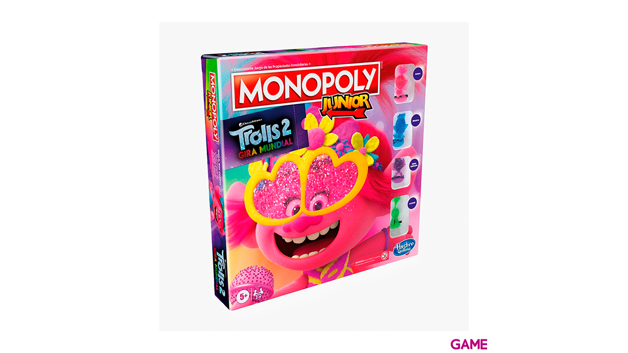 Monopoly Junior: Trolls World Tour