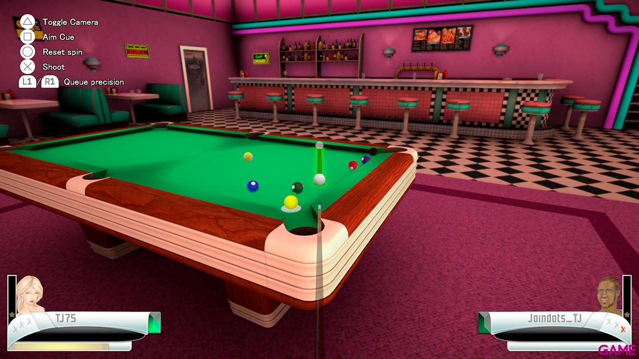3D Billiards: Pool & Snooker
