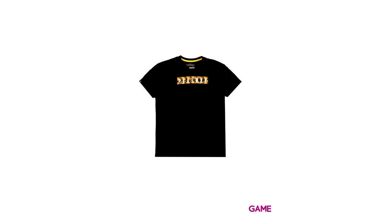Camiseta Pokemon: The Pika Talla S