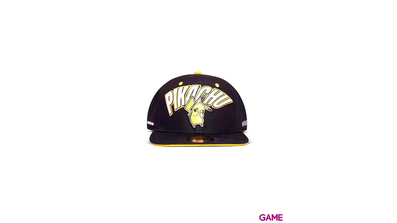 Gorra Pokemon: Embarrased Pikachu
