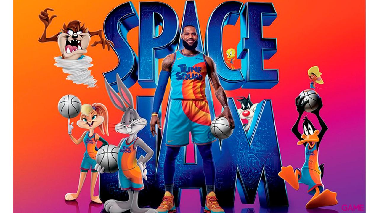 Space Jam Nuevas Leyendas