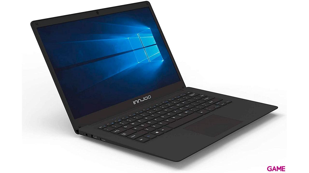 InnJoo Voom Laptop - Intel N3350 - 4GB RAM - 64GB SSD - 14,1'' HD - W10 - Ordenador Portátil