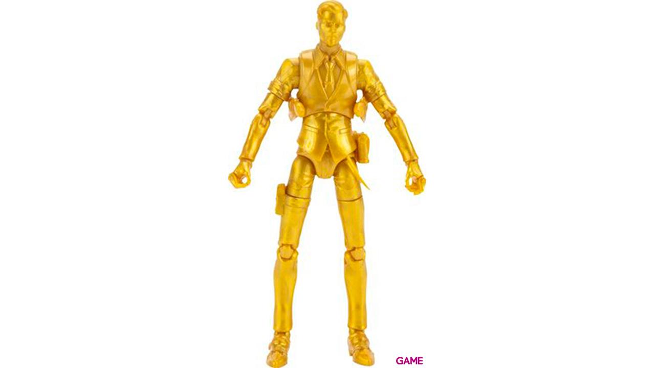 Figura 15cm Fortnite: Midas Gold Legendary Series