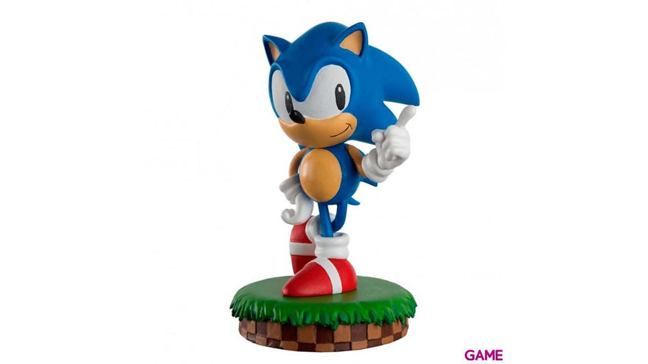 Figura Sonic Escala 1/16