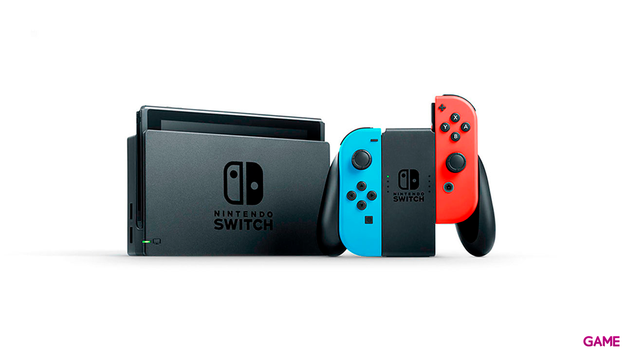 Nintendo Switch + Juego SEGA a elegir