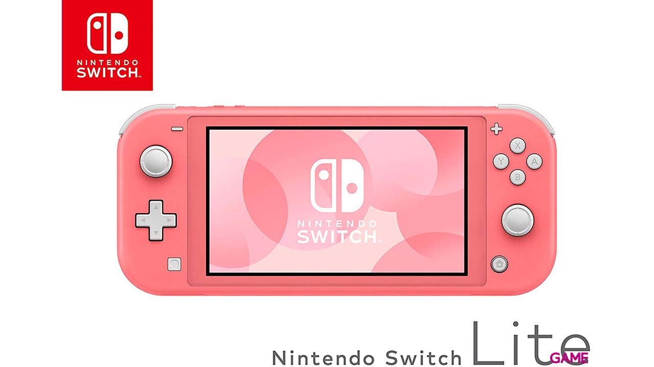 Nintendo Switch Lite + Juego SEGA