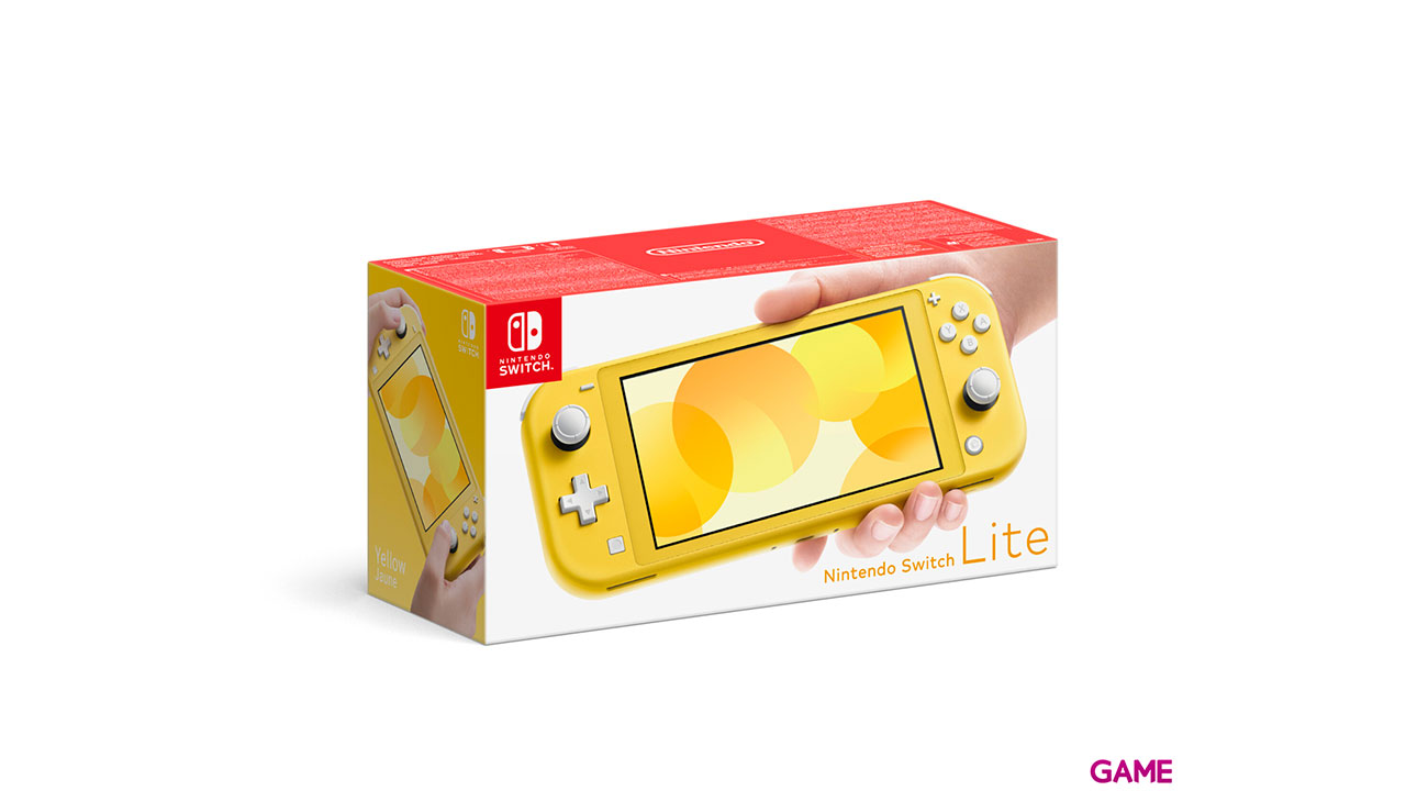 Nintendo Switch Lite + Animal Crossing o Super Mario 3D All Stars