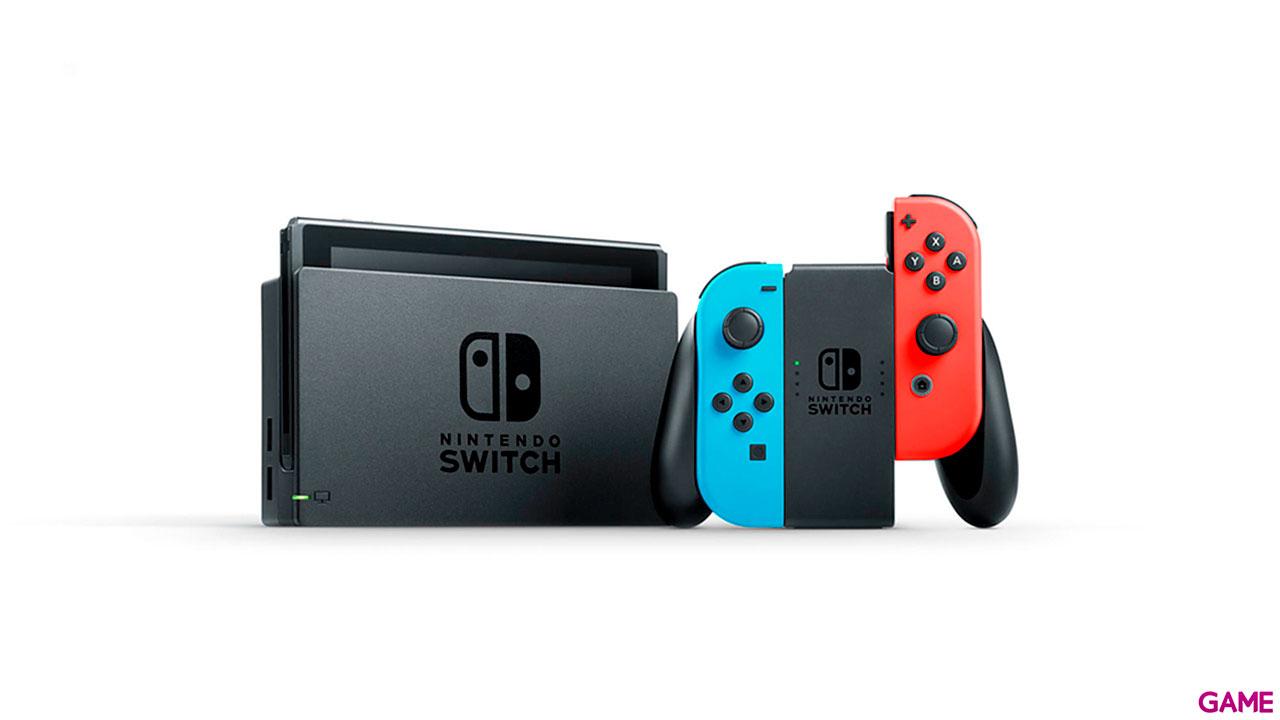 Nintendo Switch + Just Dance 2021