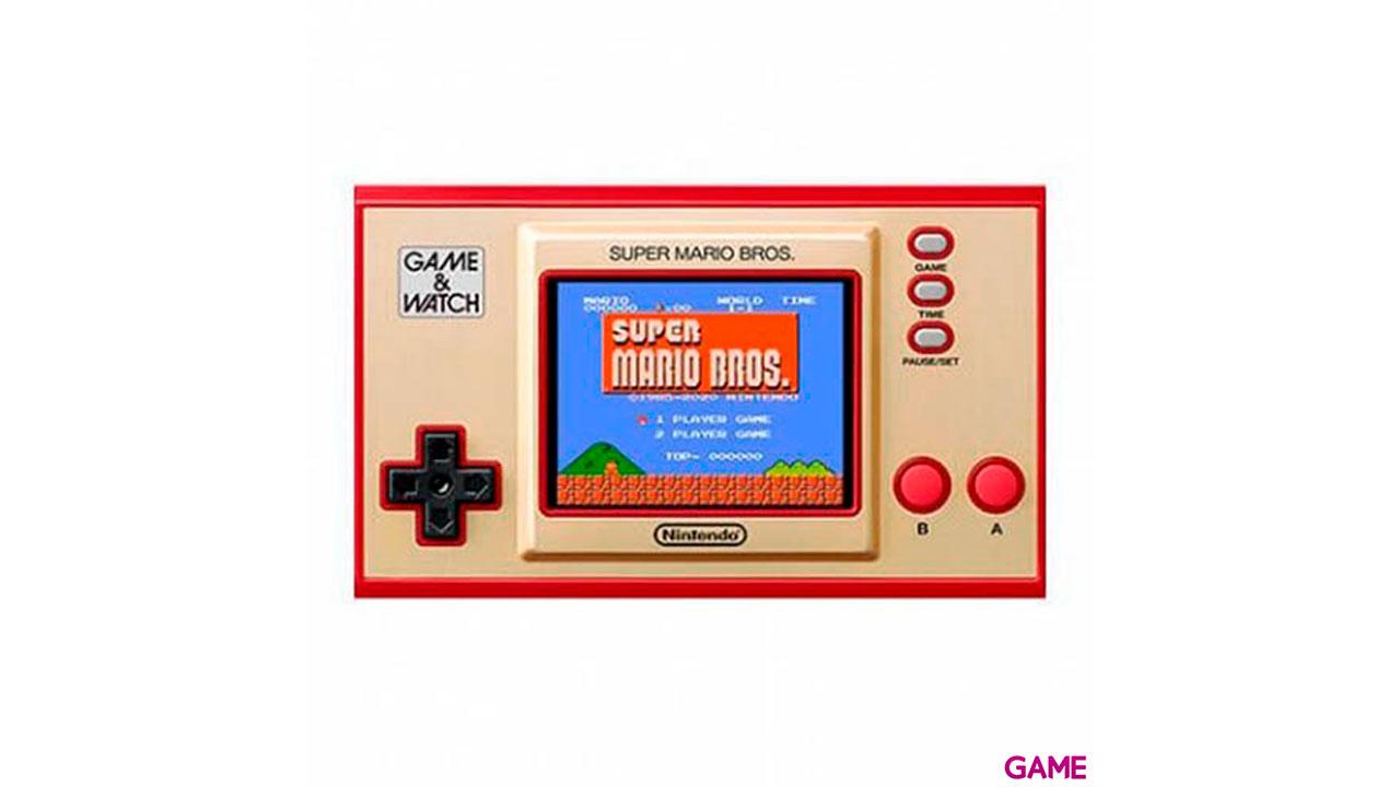 Juego Mario a elegir + Game & Watch