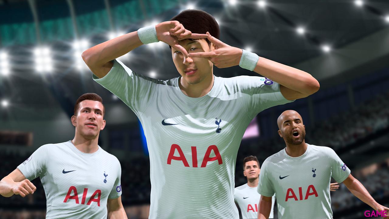 FIFA 22 PS5 + Camiseta