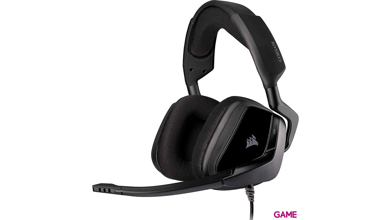 Corsair VOID ELITE SURROUND Auriculares Diadema Negro