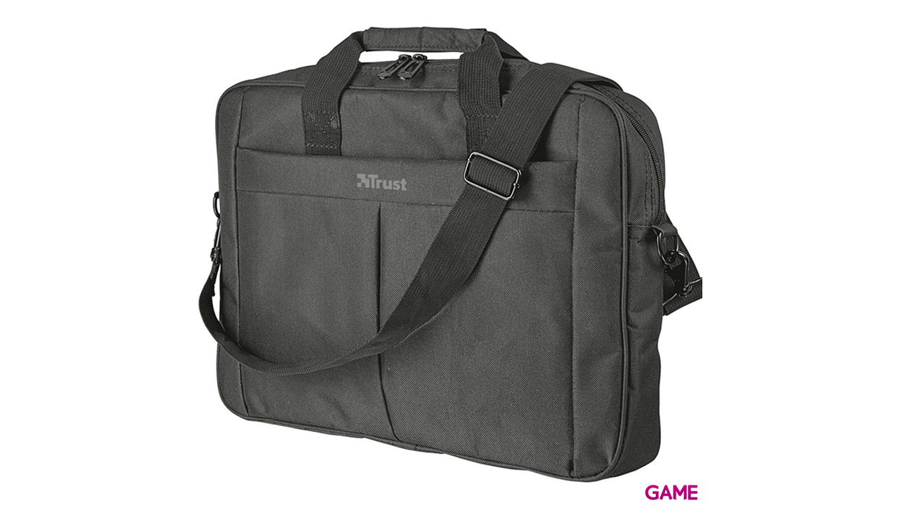 Trust Primo maletines para portátil 40,6 cm (16