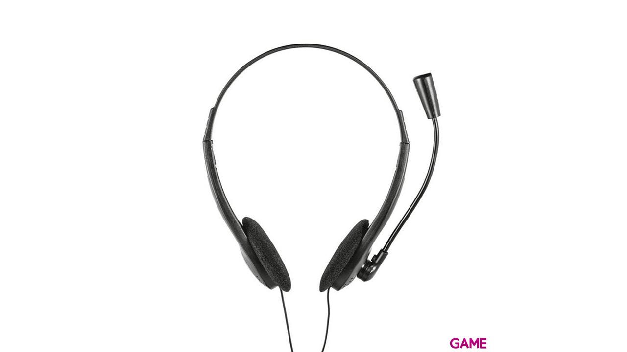 Trust 21665 auricular y casco -Auriculares In Ear Negro