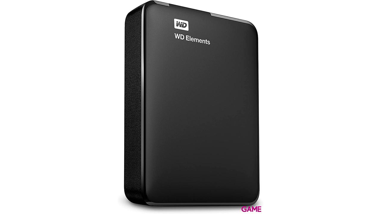 Western Digital WD Elements Portable disco duro externo 1500 GB Negro