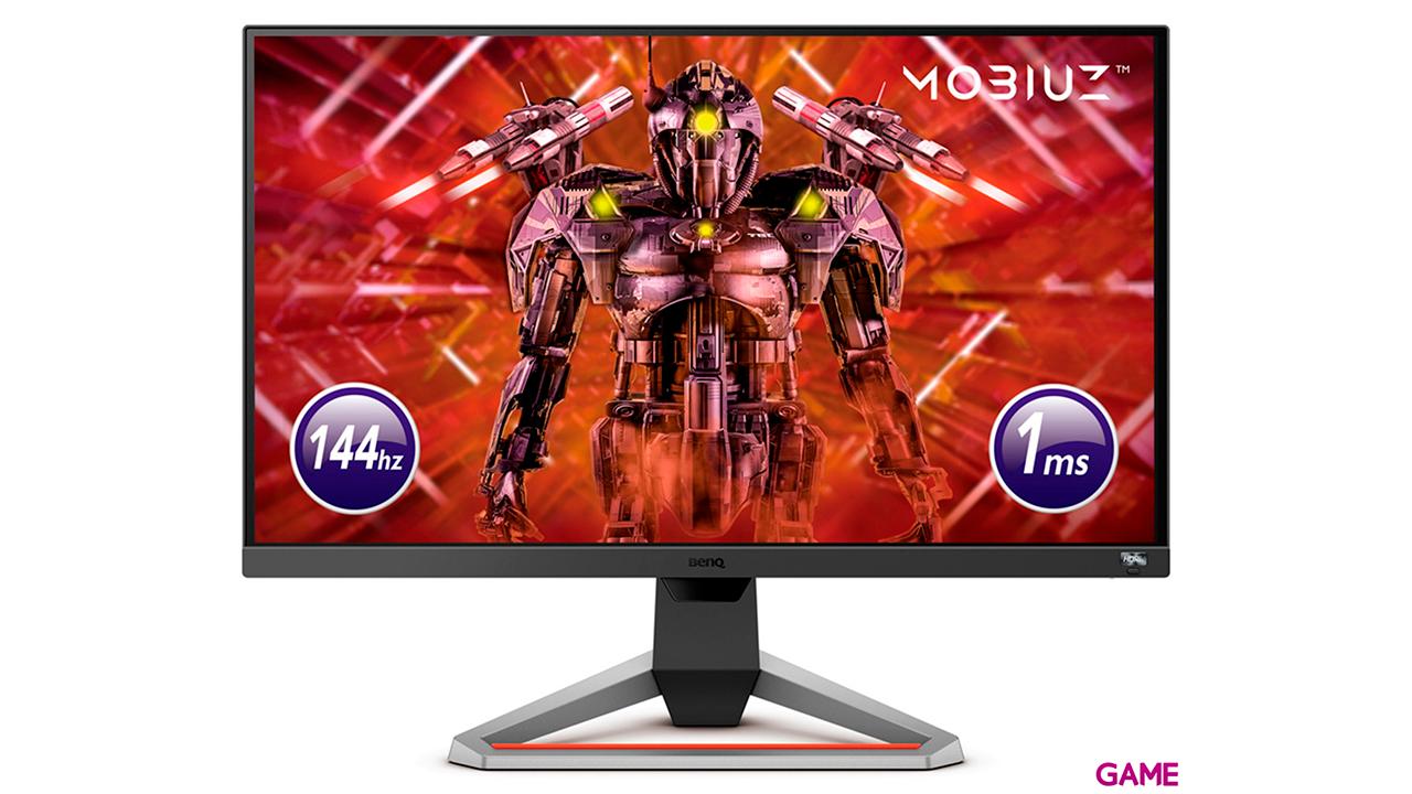"BenQ MOBIUZ EX2710 27"" IPS Full HD 144Hz HDRi  1ms con Altavoces compatible con PS5/Xbox x - Monitor Gaming"