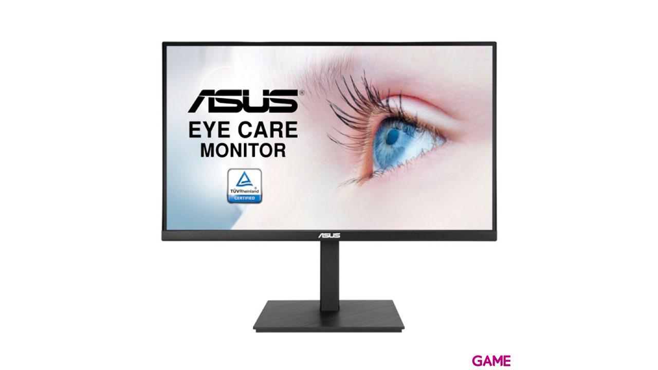 ASUS VA27AQSB - 27'' - IPS - WQHD - 75Hz - Ergonomico - Monitor Gaming