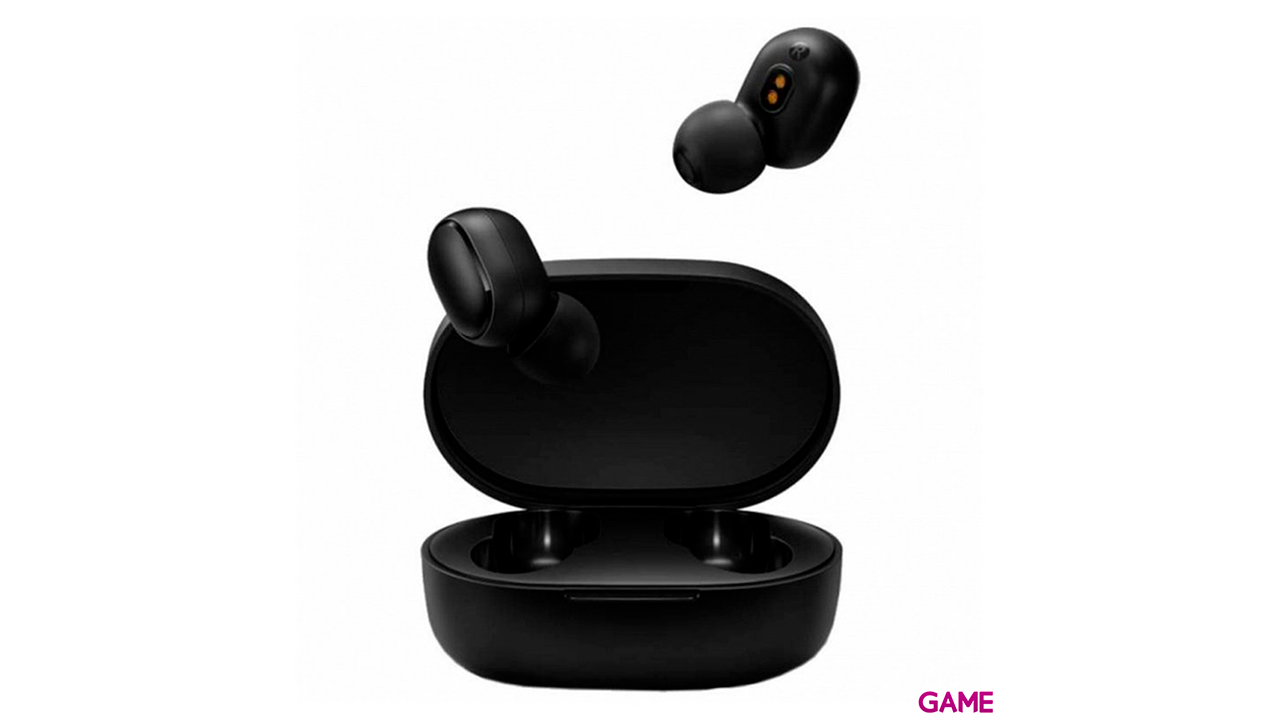 Xiaomi Mi True Wireless Earbuds Basic 2 Auriculares Dentro de oído Negro Bluetooth