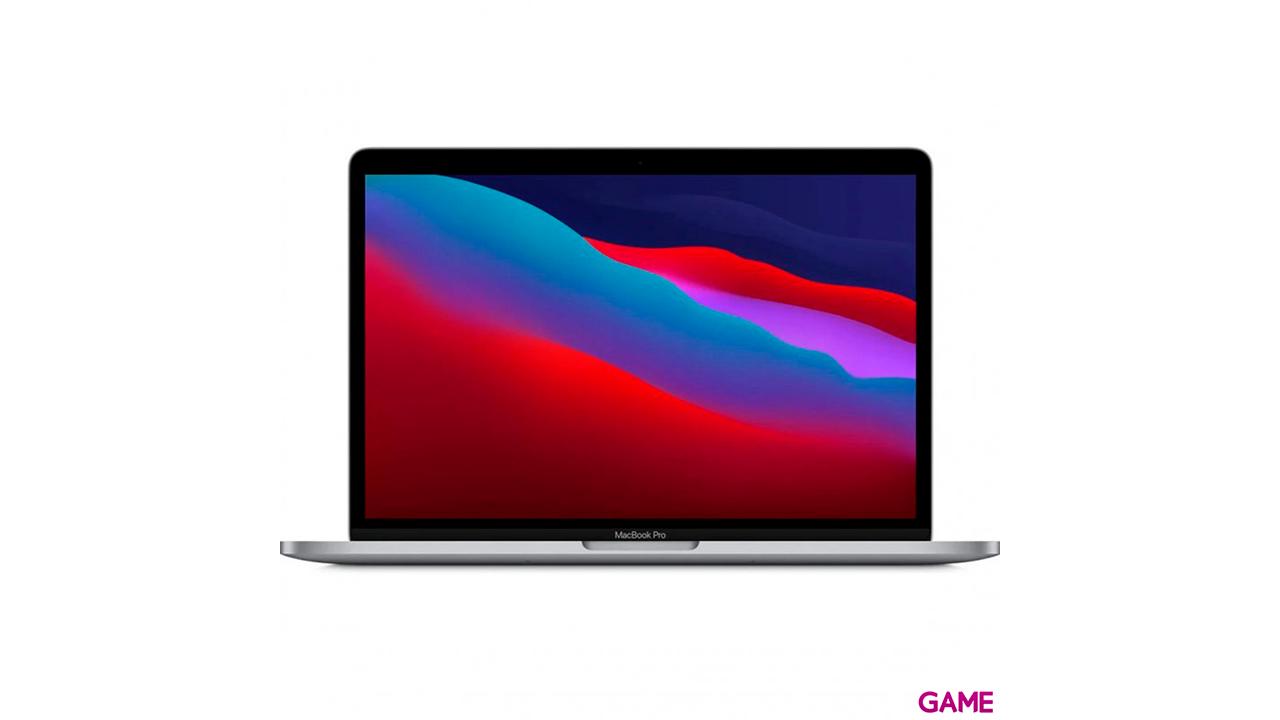 Apple MacBook Pro Portátil Gris 33,8 cm (13.3