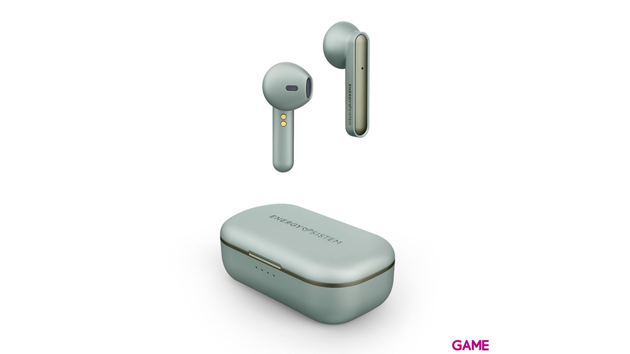 Energy Sistem Style 3 Bluetooth- Oliva--Auriculares In Ear