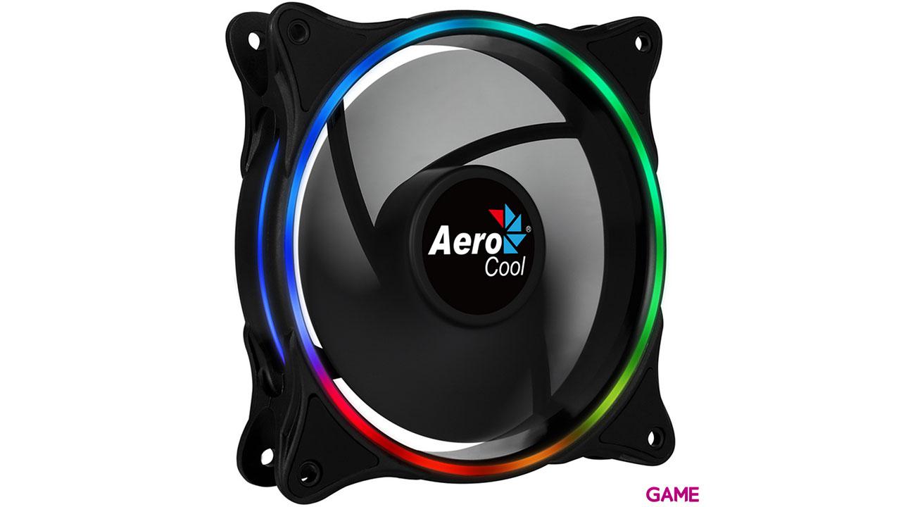 Aerocool Eclipse 12 Negro 12cm - Ventilador Caja