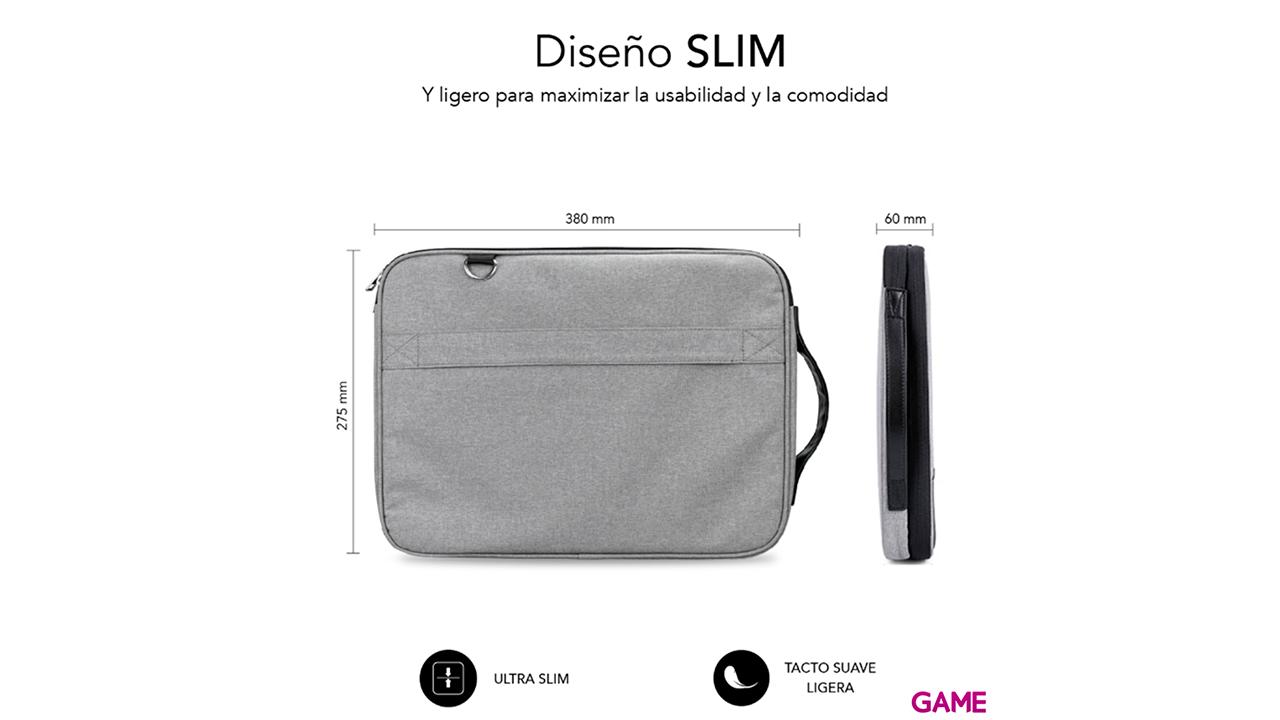 SUBBLIM SUB-LS-2AS0001 maletines para portátil 35,6 cm (14