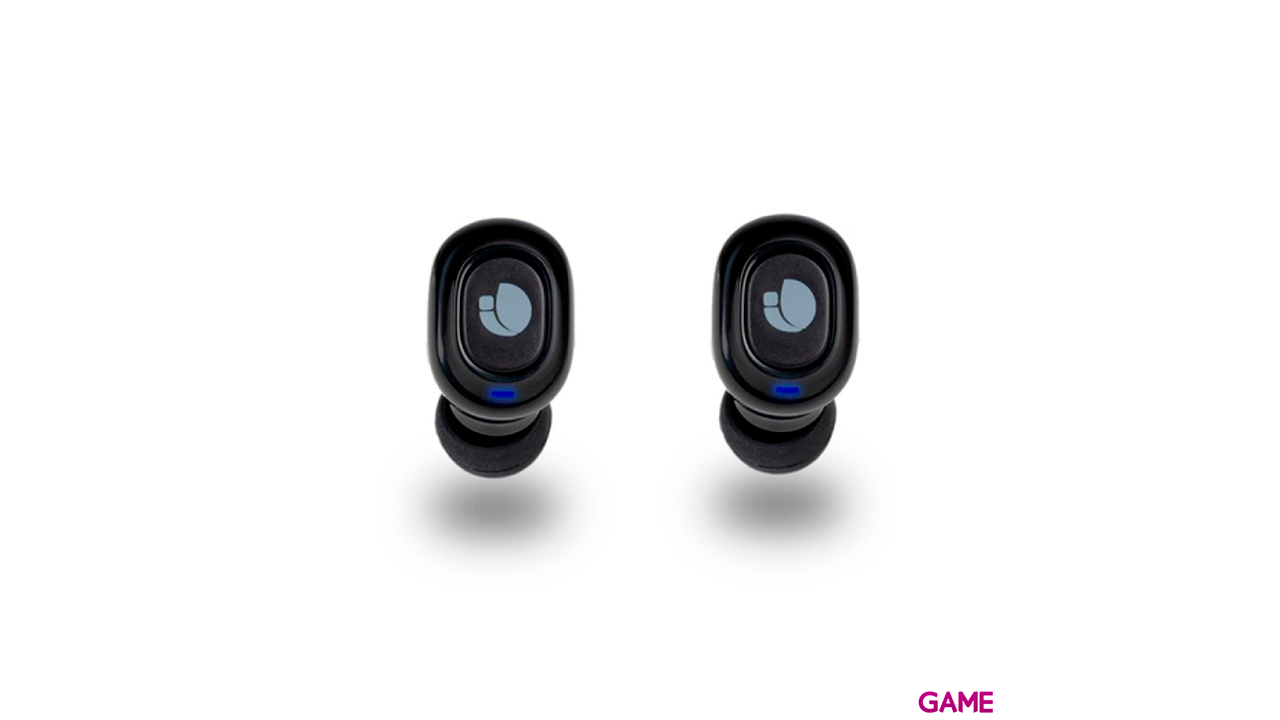 NGS Artica Lodge - Bluetooth - Negro - Auriculares In Ear