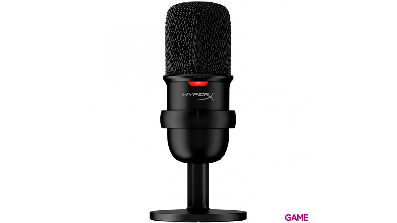HyperX SoloCast - Microfono Gaming