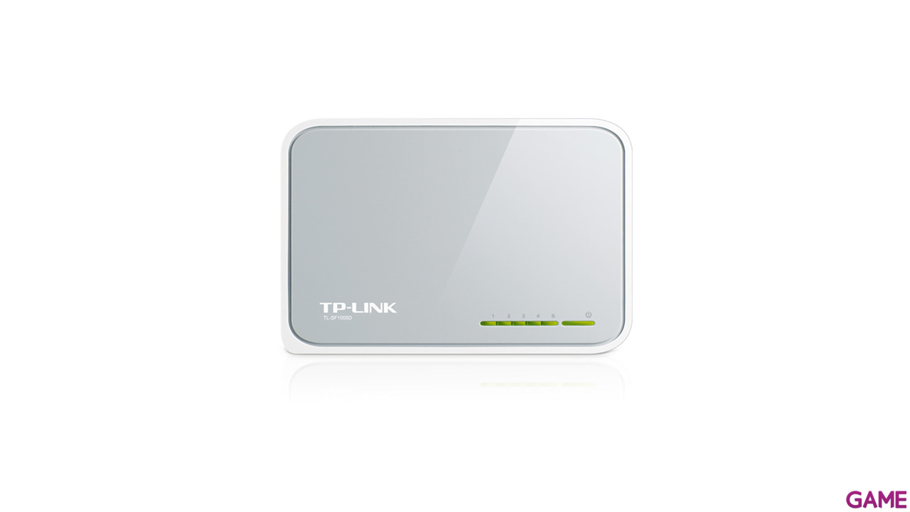 TP-Link TI-SF1005D - Switch 5 Puertos 10/100/1000 Mbps
