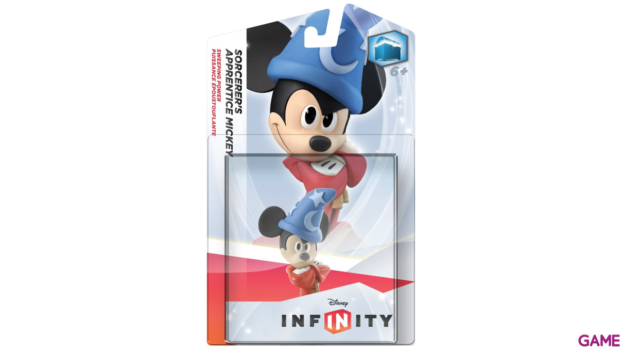 Disney Infinity Clásicos Disney: Mickey