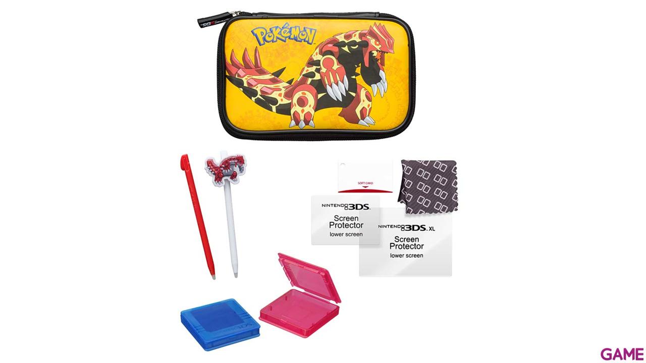 Pack de Perifericos Pokemon para 3DSXL