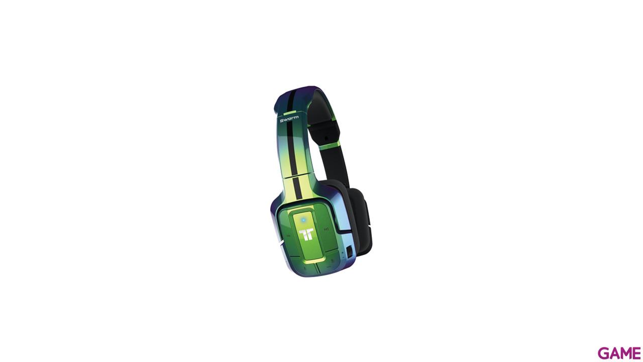 Auriculares Tritton Swarm Bluetooth Verdes