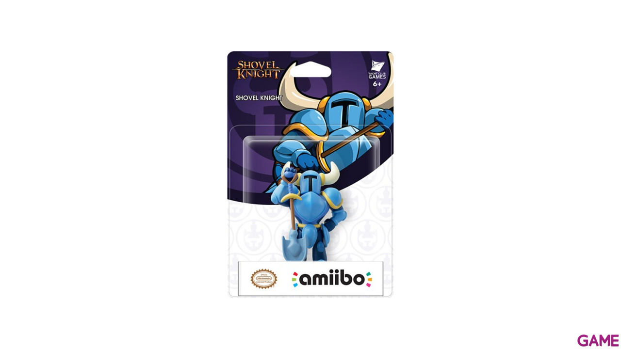 Figura Amiibo Shovel Knight
