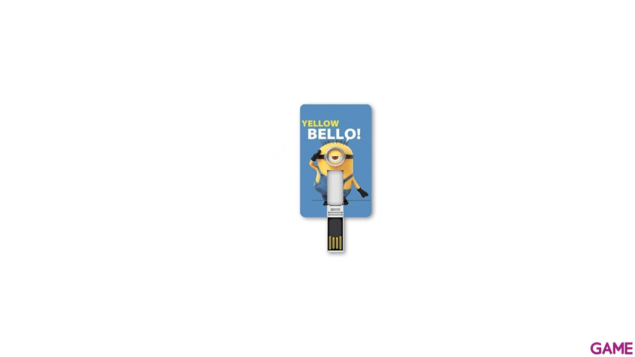 Pendrive USB 2.0 8GB Minions Bello