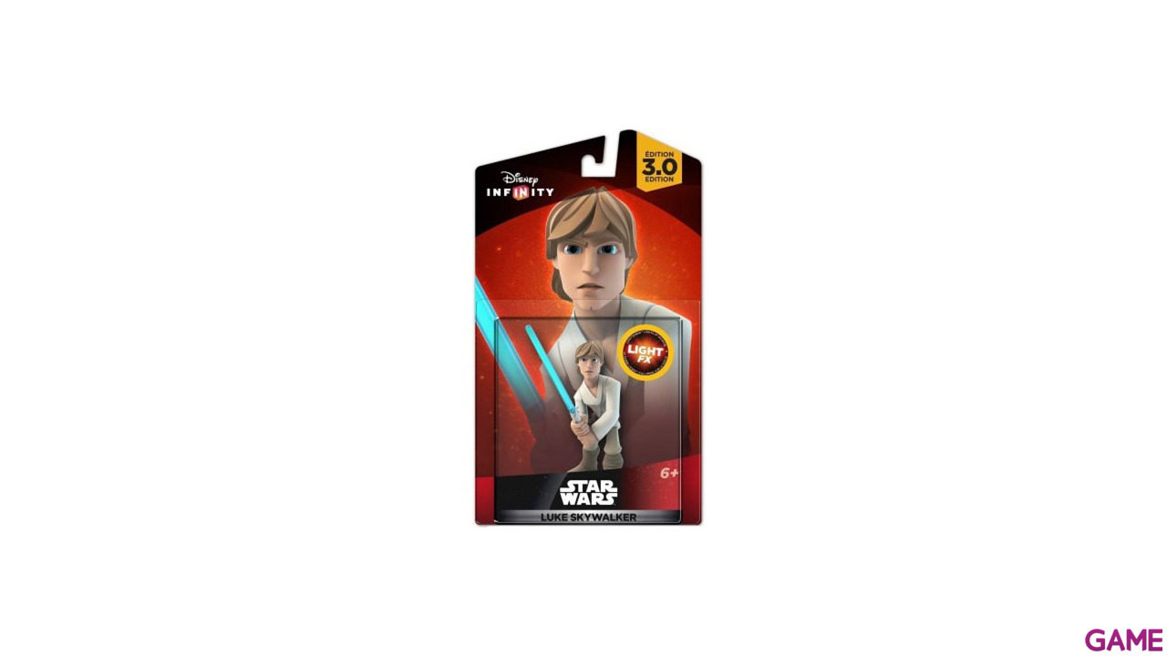 Disney Infinity 3.0 Star Wars Figura Luke Skywalker Light Up