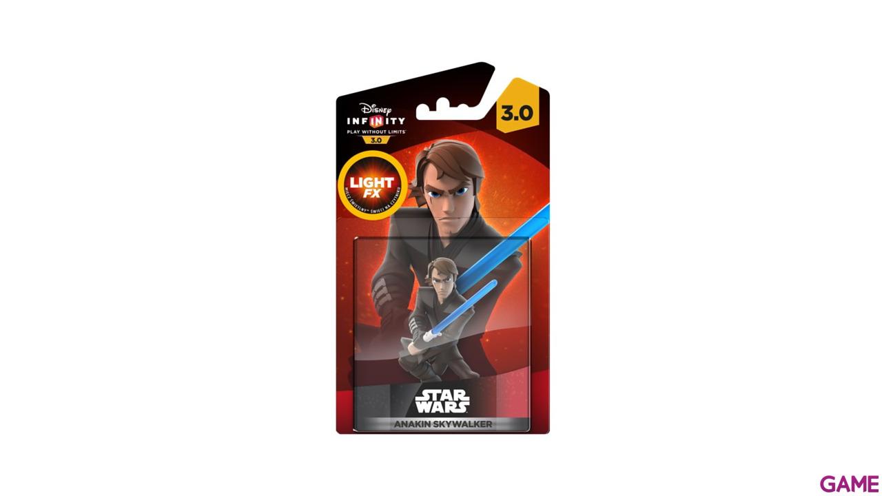 Disney Infinity 3.0 Star Wars Figura Anakin Light Up