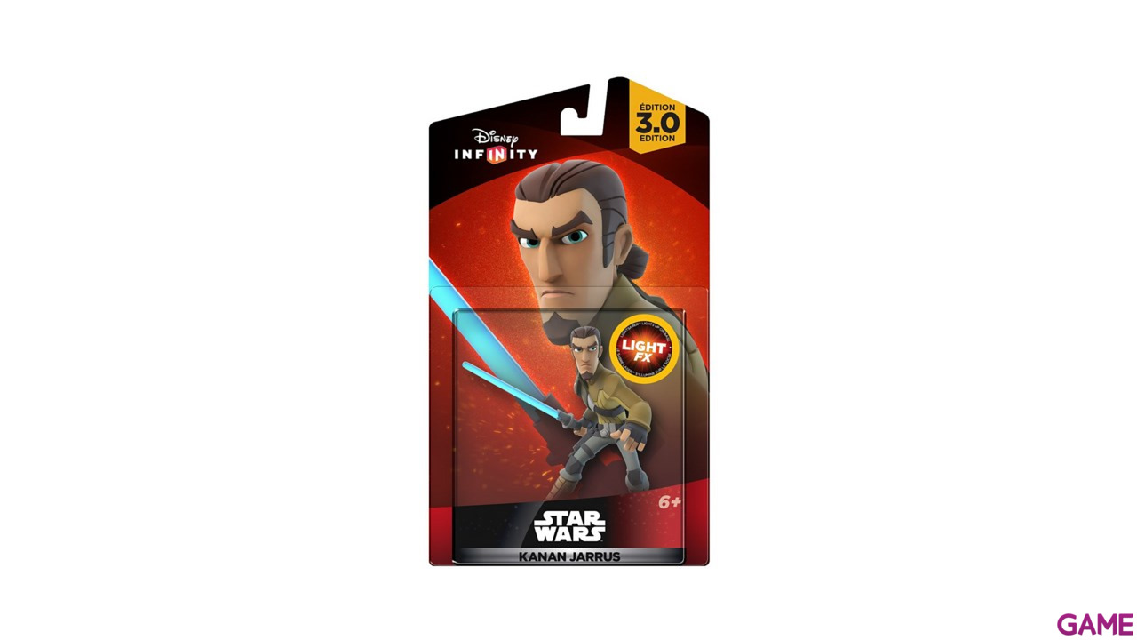 Disney Infinity 3.0 Star Wars Figura Kanan Light Up