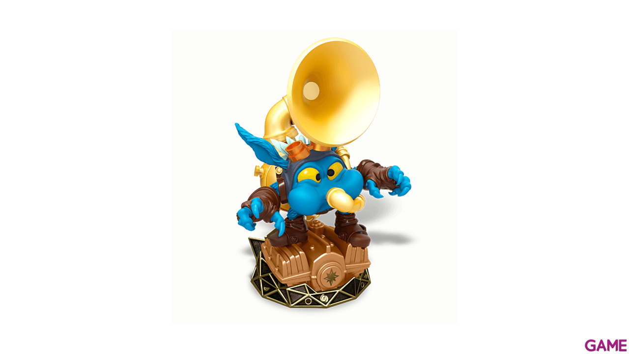 Figura Skylanders Superchargers Driver Big Bubble Pop Fizz