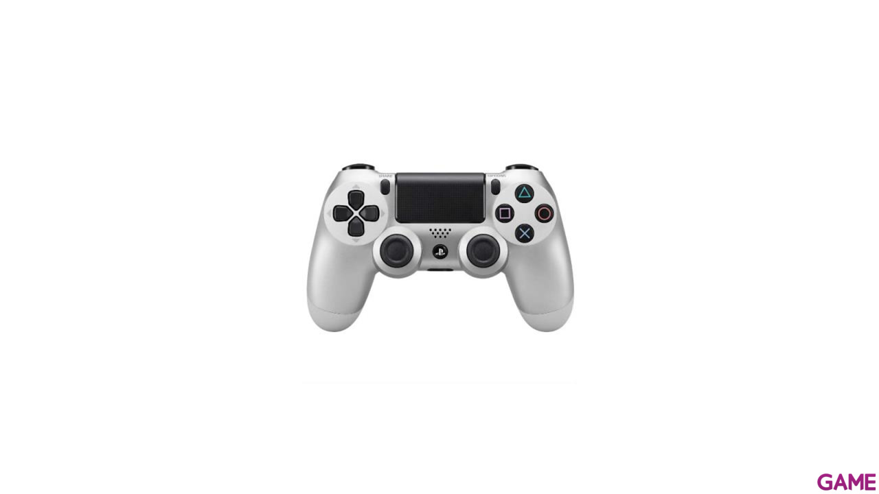 Controller Sony Dualshock 4 Silver